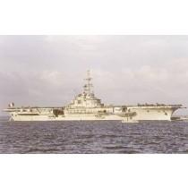 CLEMENCEAU. Flugzeugträger, Marine Nationale 1960