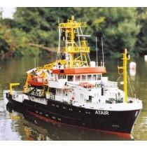 ATAIR. Forschungsschiff