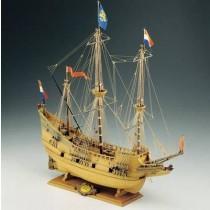 HALF MOON, 1610