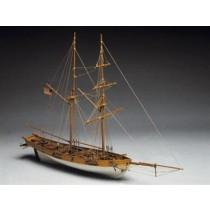 ALBATROS, Brick, Historisches Schiffsmodell, Edition Krick