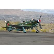 JAKOWLEV Jak- 9. Jagdflugzeug. UDSSR bis 1950