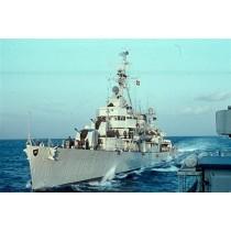 USS FLETCHER, Zerstörer Z 1-Z 6, Bundesmarine