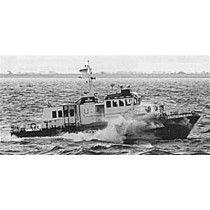 DEUTSCHE BUCHT. Lotsenboot