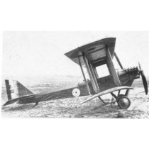 DE HAVILLAND D.H.   6, Schulflugzeug, Royal Air Force bis 1917