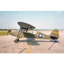 AERONCA 0-58-A, GRASSHOPPER, Erkundungsflugzeug und Verbindungsflugzeug, US Air Force bis 1951