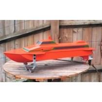 RAPIER, Tragflügelboot