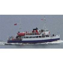 JACOBITE QUEEN, Ausflugsboot im Loch Ness