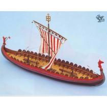 MORA, Wikingerschiff