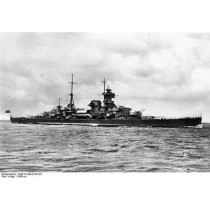 ADMIRAL HIPPER KLASSE schwere Kreuzer. Kriegsmarine bis 1945