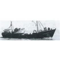 ARMIDE. Fischkutter 1958