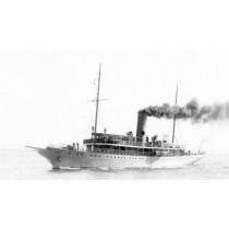 KGS KOMET (1910-1957), Schiff der kaiserlichen Kolonialverwaltung, später HMAS UNA, AKUNA