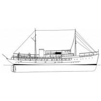 ILLIRIA, Kanonenboot, Albanien