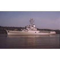 JEANNE D`ARC. Flugdeckkreuzer. Marine Nationale.