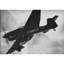 JUNKERS Ju  87 B STUKA (Spannweite 1520 mm)