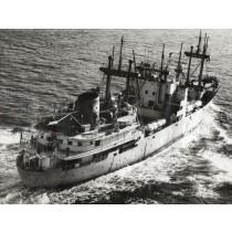 BRESTOIS 1949 - 1966. Saint Philippe 1966 -1969  Küstenmotorschiff mit 6 Motoren