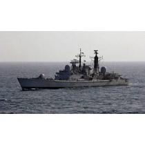 HMS MANCHESTER D 95, Zerstörer Typ 42. Royal Navy