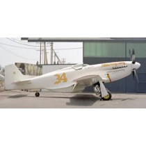 NORTH AMERICAN P-51D MISS FOXY LADY (Spannweite 940 mm)