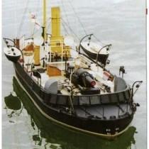 HMS KITE. Kanonenboot 1872