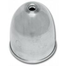 SPINNER, universal. Ø  65 mm x  75 mm, Aluminium