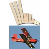 AMETHYST FALCON (Spannweite 915 mm). Laserteile ohne Plan