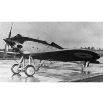 WESTLAND INTERCEPTOR, Jagdflugzeug 1929, Vereinigtes Königreich