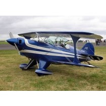 PITTS SPECIAL S-2A ( Spannweite 1396 mm). Kunstflugzeug. Short Kit