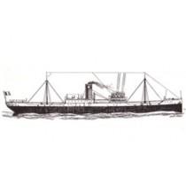 FRACHTSCHIFF, Typschiff 1905