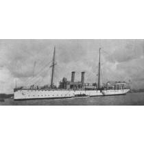SMS PANTHER (1911), Kanonenboot, Kaiserliche Marine bis 1918.