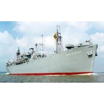 LIBERTY SHIP. JOHN W. BROWN