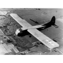 WACO CG-4A Hadrian, Lastensegelflugzeug, Royal Air Force bis 1945