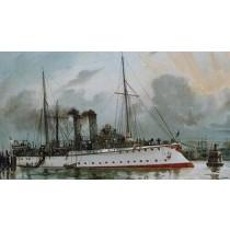 SMS ILTIS (1898), Kanonenboot, Kaiserliche Marine bis 1918