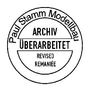 Paul Stamm Modellbau Archiv